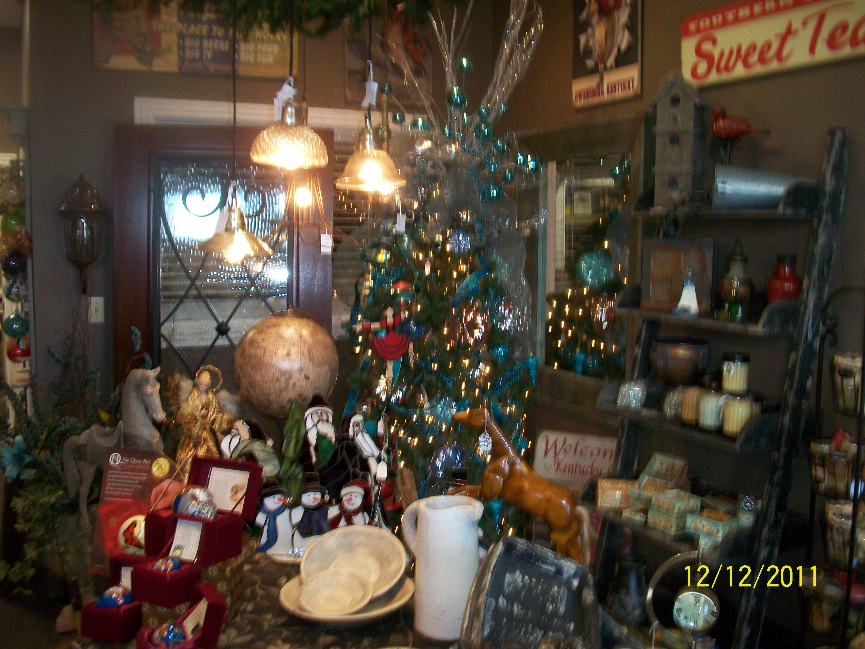 Our store The Glass Factory in Owensboro Ky We are located behind