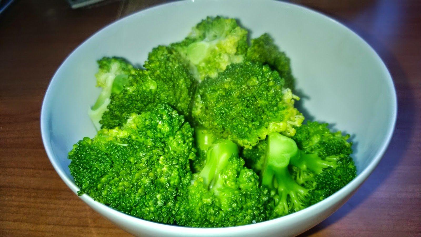 Tupun tupa: Keitetty parsakaali