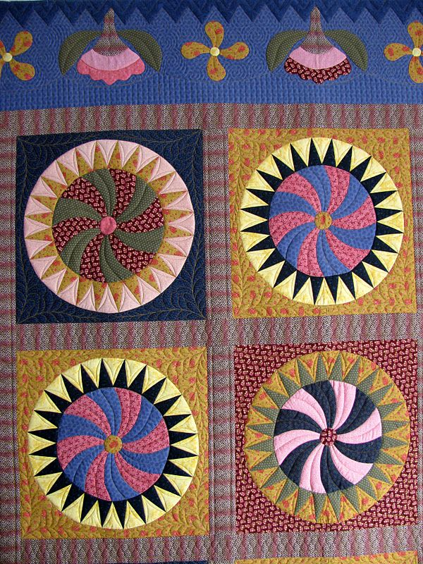 Broken Wagon Wheel Quilt Pattern Hope Everyone Has A