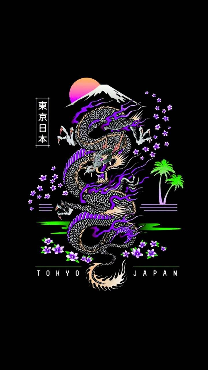 Japanese dragon  wallpaper by Kenshiro_ - bf65 - Free on ZEDGE™