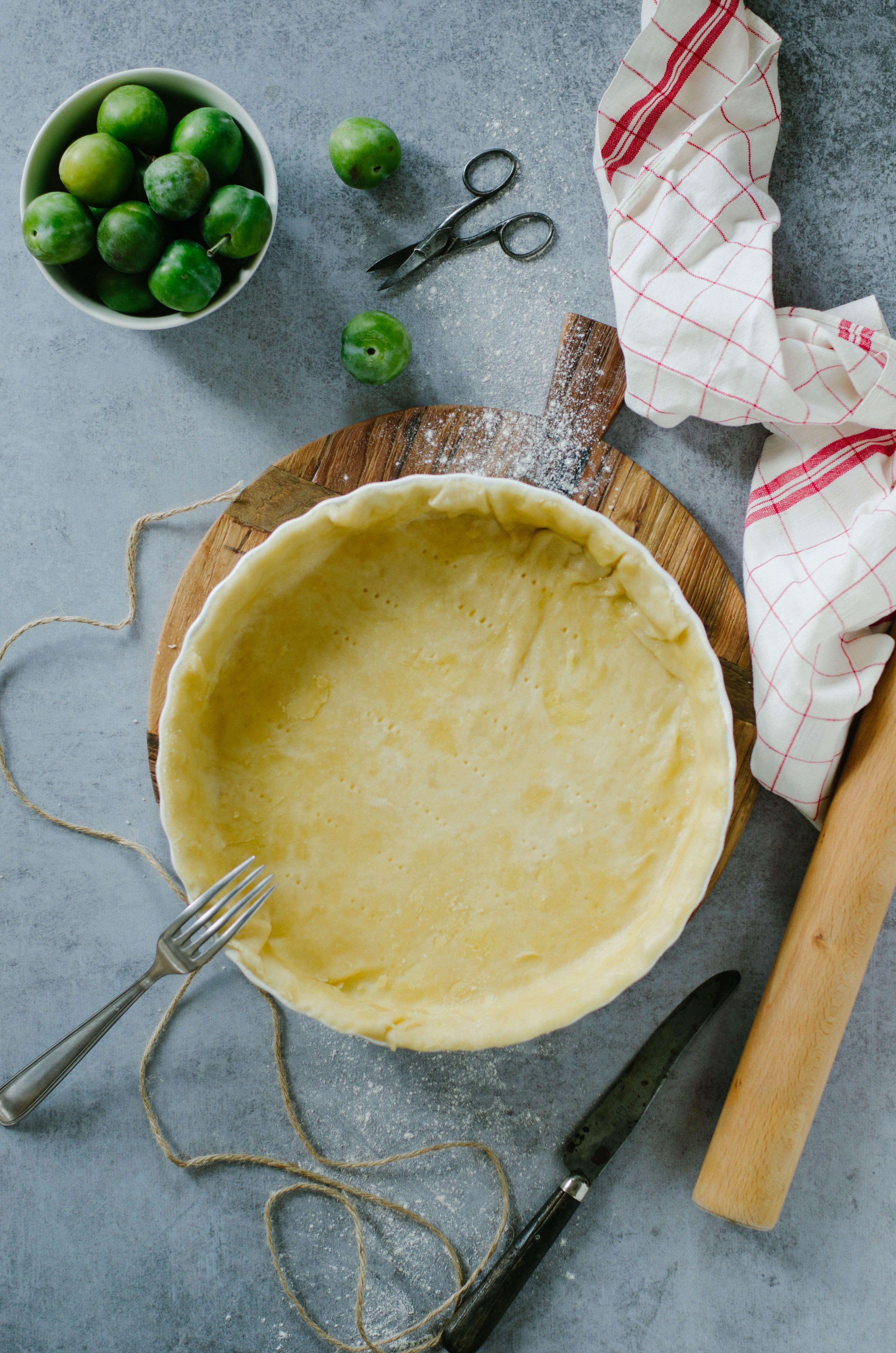 Pate A Tarte Sans Beurre : tarte, beurre, Pâte, Tarte, Beurre, {recette, Facile, Rapide}, Cuisine, Recette, Pate,, Recette,