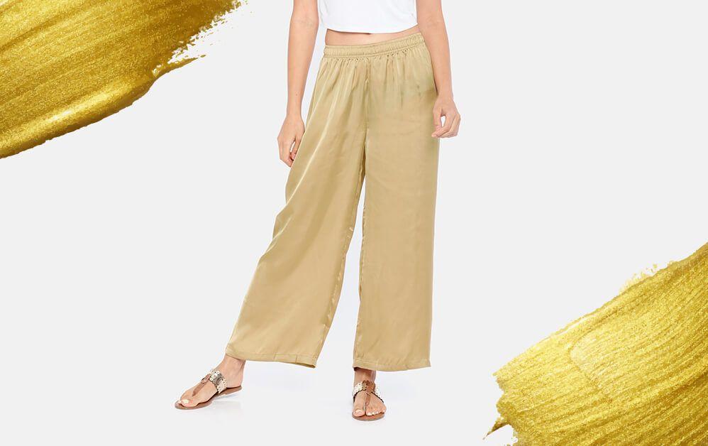 1131e447ca0991 Buy Women Leggings Online at Go Colors Shop   Fashion   Palazzo ...