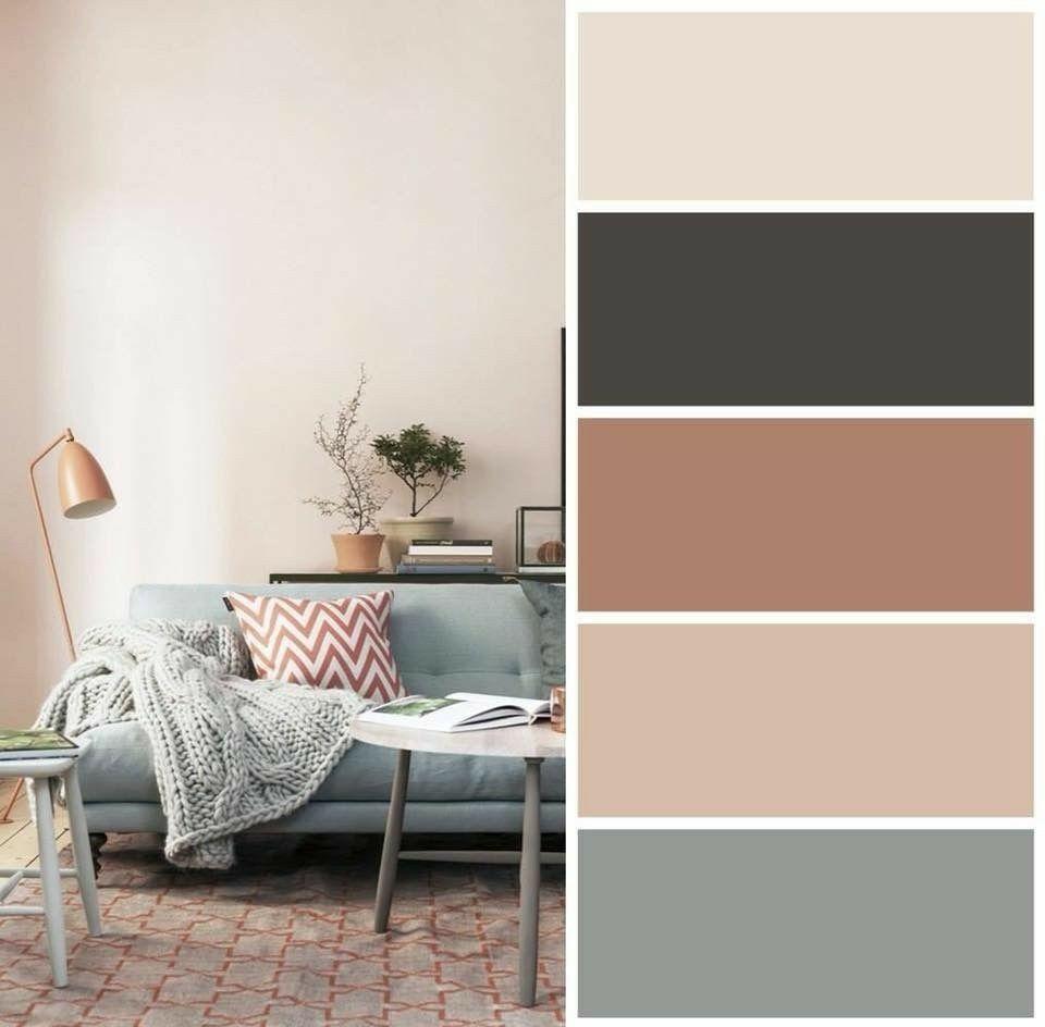 Paleta de cores   Bedroom color schemes, Guest bedroom colors ...