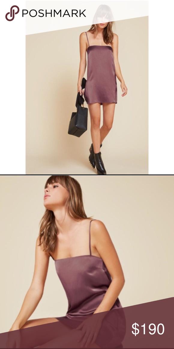 Reformation Alegra Dress NWT never worn-- sold out on the Reformation website Reformation Dresses Mini