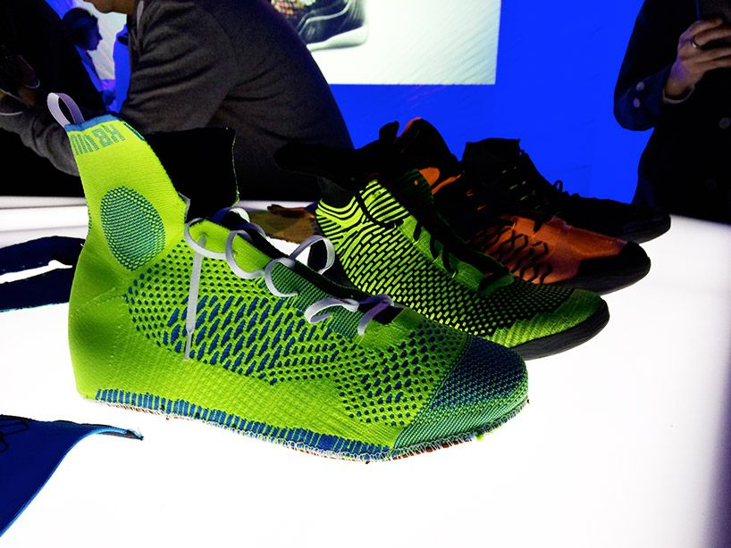 KOBE 9 elite flyknit high-top basketball shoe by NIKE