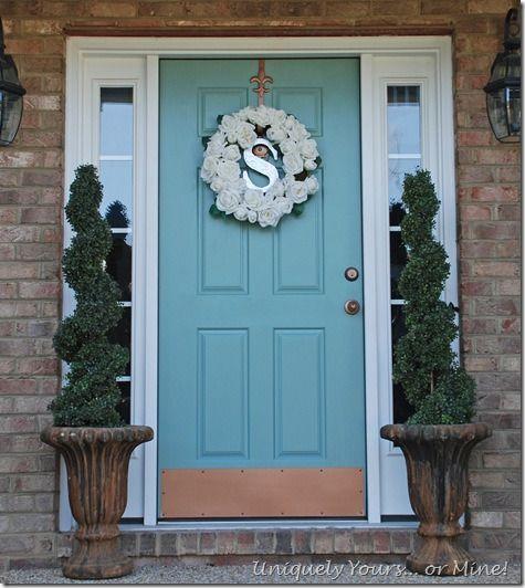 Shut The Front Door Painted Front Doors Vinyl Doors Doors