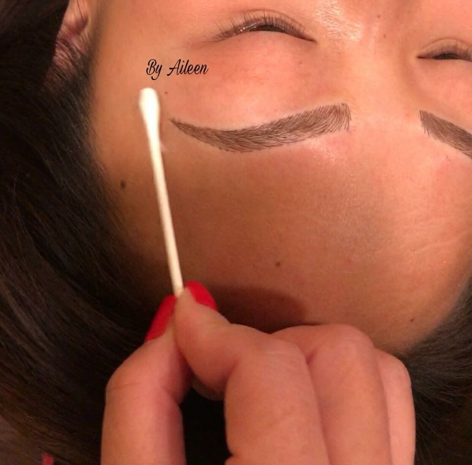 Eyebrow tattoo removal with images eyebrow tattoo