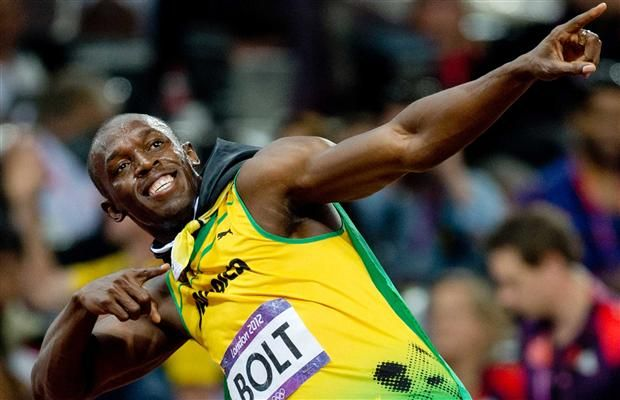 Gallery: Men's 100m Final | Usain bolt, Sports, Olympic ...