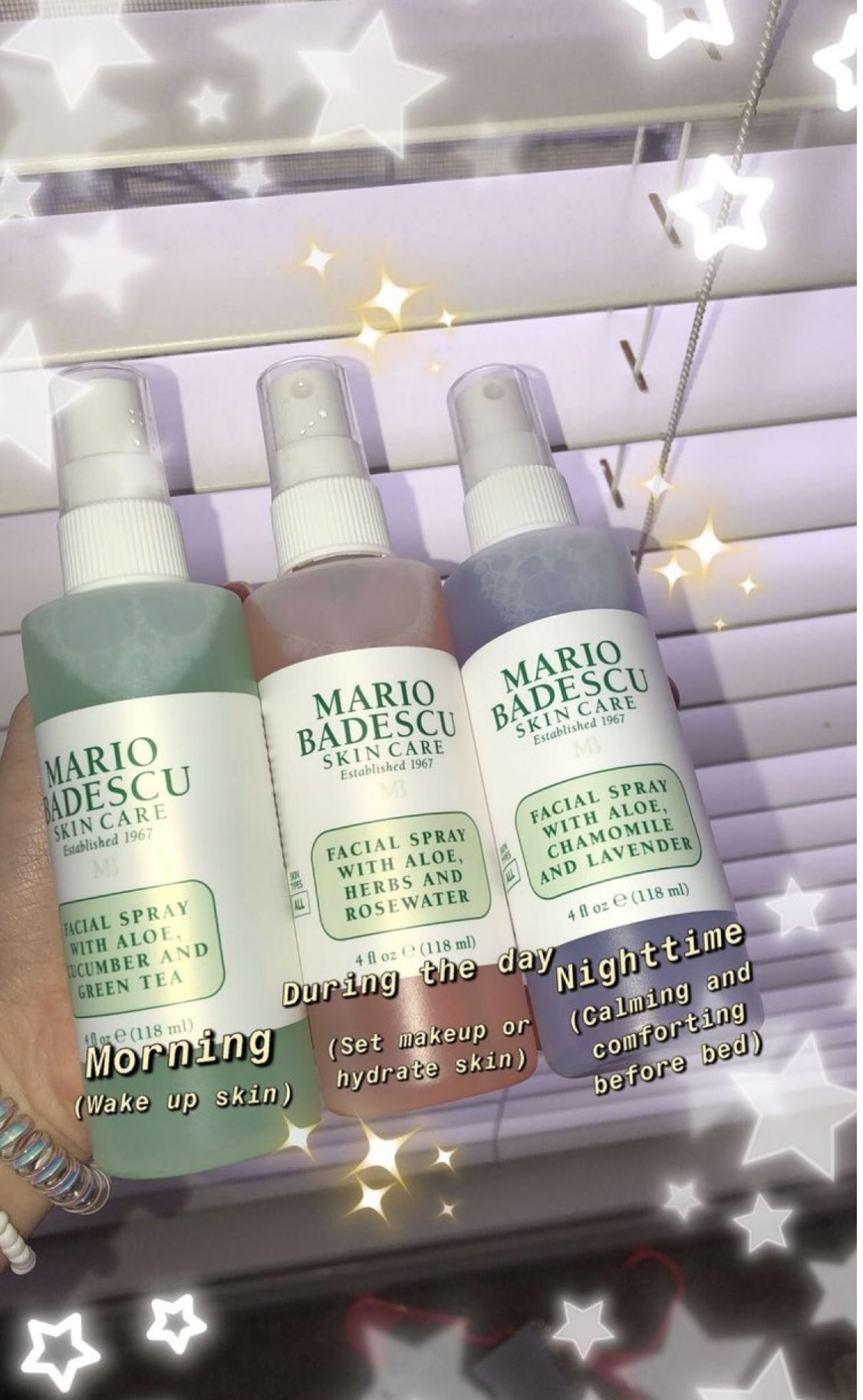 Mario Badescu Mario Badescu Facial Spray With Aloe