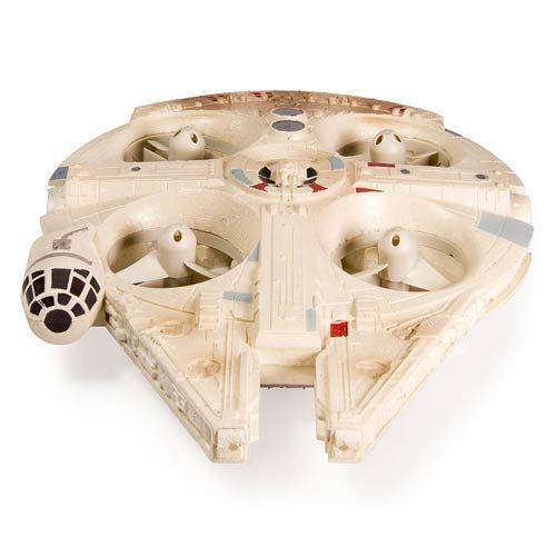 Air Hogs Star Wars Ultimate Millenium Falcon Quad Vehicle - Spin Master - Air Hogs - Remote and Radio Control Toys at Entertainment Earth
