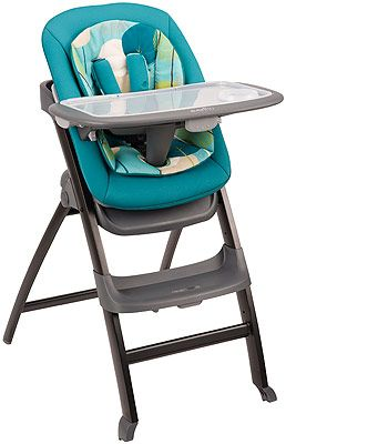 Evenflo Quatore 4 In 1 High Chair Deep Lake Babiesrus High