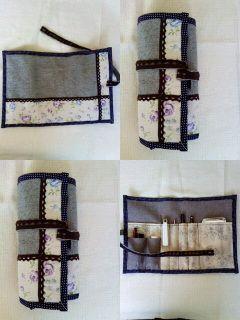 ブラシケースの作り方|ソーイング|編み物・手芸・ソーイング|作品カテゴリ|ハンドメイド、手作り作品の作り方ならアトリエ