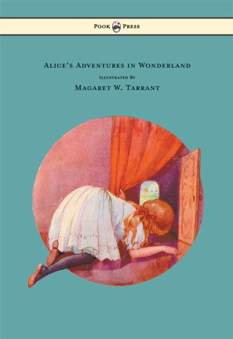 Alice in Wonderland – with Margaret Tarrant illustrations