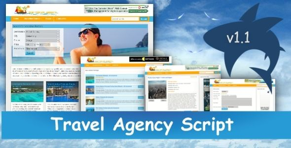 Open Source Travel Agency Booking System