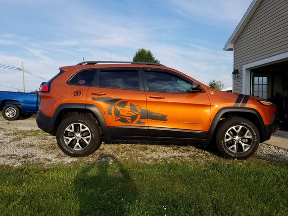 Jeep Cherokee Door Decals Jeep Cherokee Door Decals Jeep