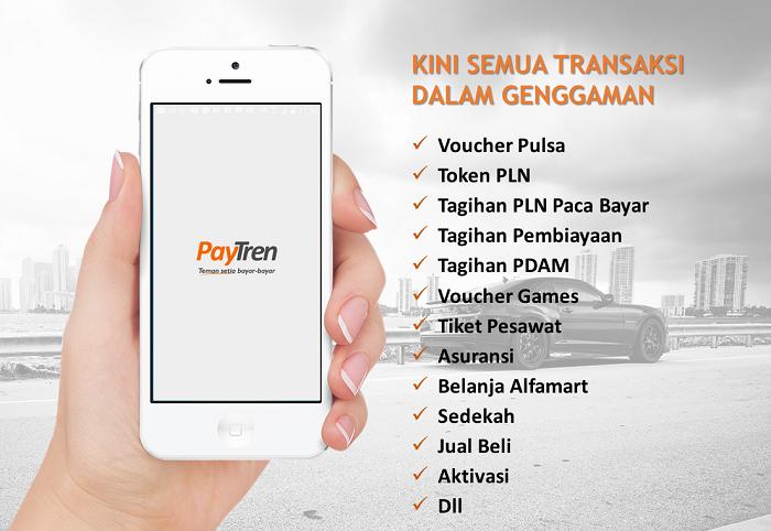 Pin Di Aplikasi Paytren