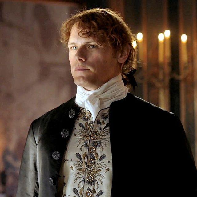 #JamieFraser #Outlander #DianaGabaldon