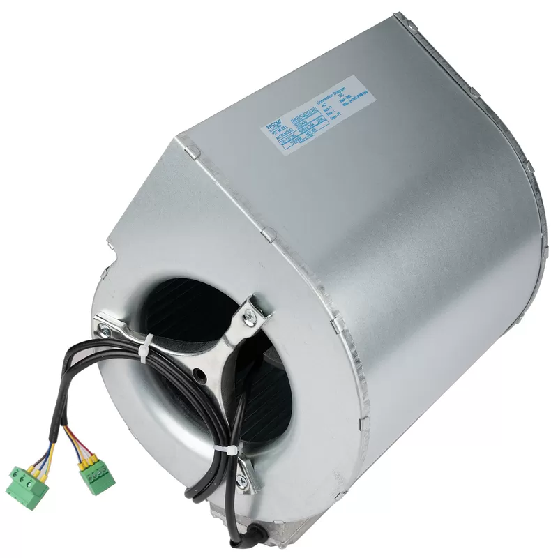 Double Inlet Centrifugal Blower Locked Rotor Protection