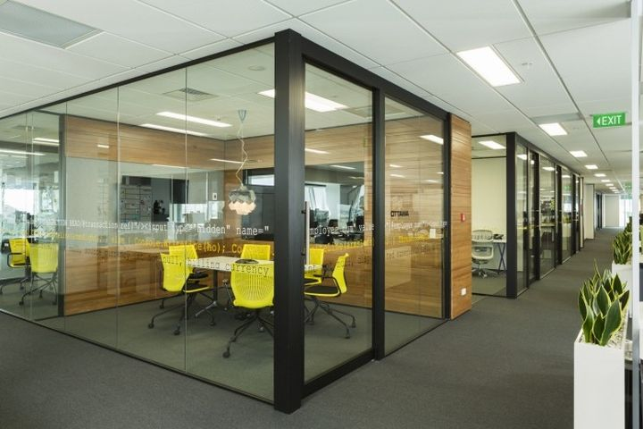Spendvision Offices By Aecom Auckland New Zealand Retail Design