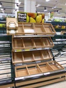 Product Identification Fruit Display Grocery Store Design Supermarket Design