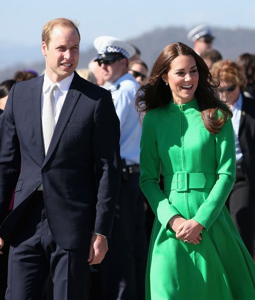 Prince William Photos - The Duke And Duchess Of Cambridge Tour Australia And New Zealand - Day 18 - Zimbio