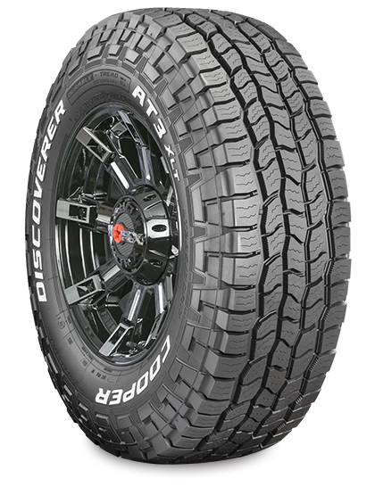 Discoverer AT3 XLT Pickup Truck Tires Cooper Tire in