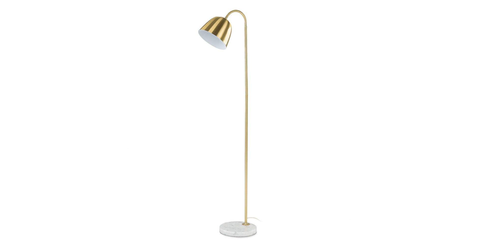 Lissom Copper Floor Lamp Floor Lamp Copper Floor Lamp Brass Floor Lamp