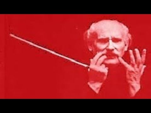Toscanini in a rage - scary rehearsal | Music History 2 in 2019