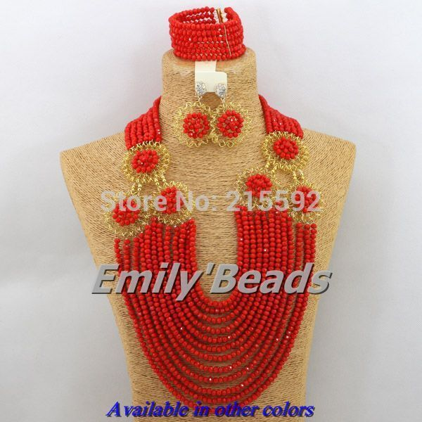 Cheap jewelry nail, Buy Quality jewelry spacer directly from China jewelry box and display Suppliers: Nigerian Wedding African Beads Jewelry Set Red Crystal Bead Jewelry Set Costume African Beads Jewelry Set Free Shipping