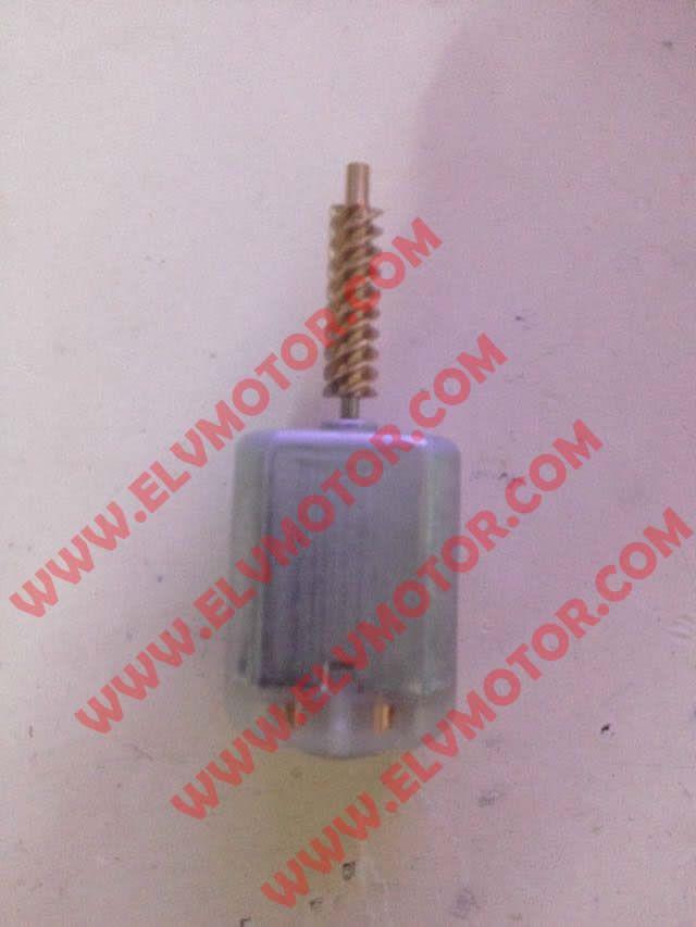 Pin On Trunk Lock Actuator Motor