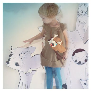 neezapodoma : girls dress BAMBI MINIMA | Sumally