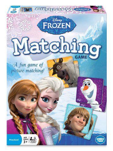 Disney Frozen Matching Game - http://www.amazon4all.net/disney-frozen-matching-game/