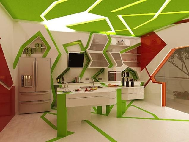 Kitchen Design Concepts kitchen remodeling ideas: wild and wacky kitchens - the best part