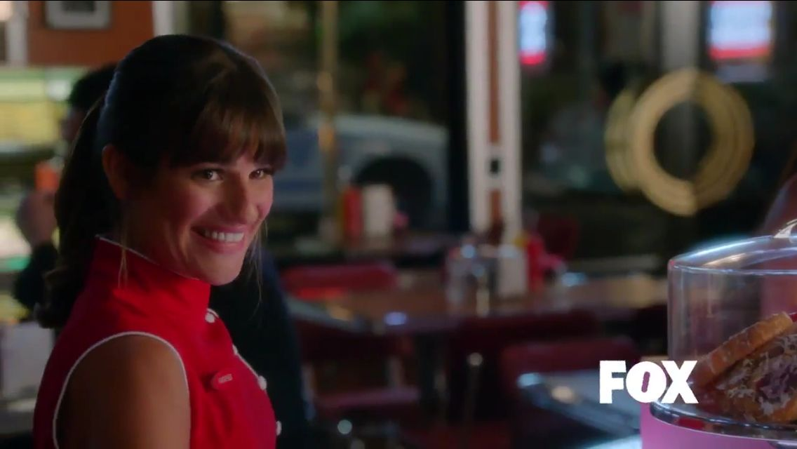 rachel in the new glee season 5 promo glee pinterest