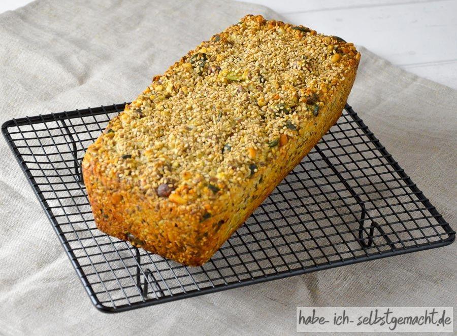 Brot #17 - Das beste Low-Carb Brot aller Zeiten - Habe ich selbstgemacht