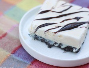 4-Ingredient Mud Pie