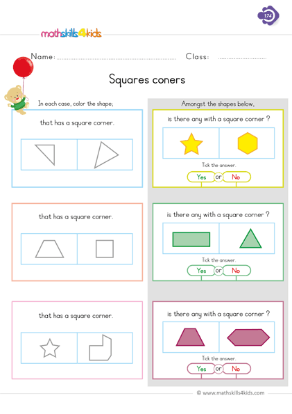 Pin By Illustrate On First Grade Math Printable 1st Grade Math Worksheets 1st Grade Worksheets 1st Grade Math Worksheets Shapes Worksheets