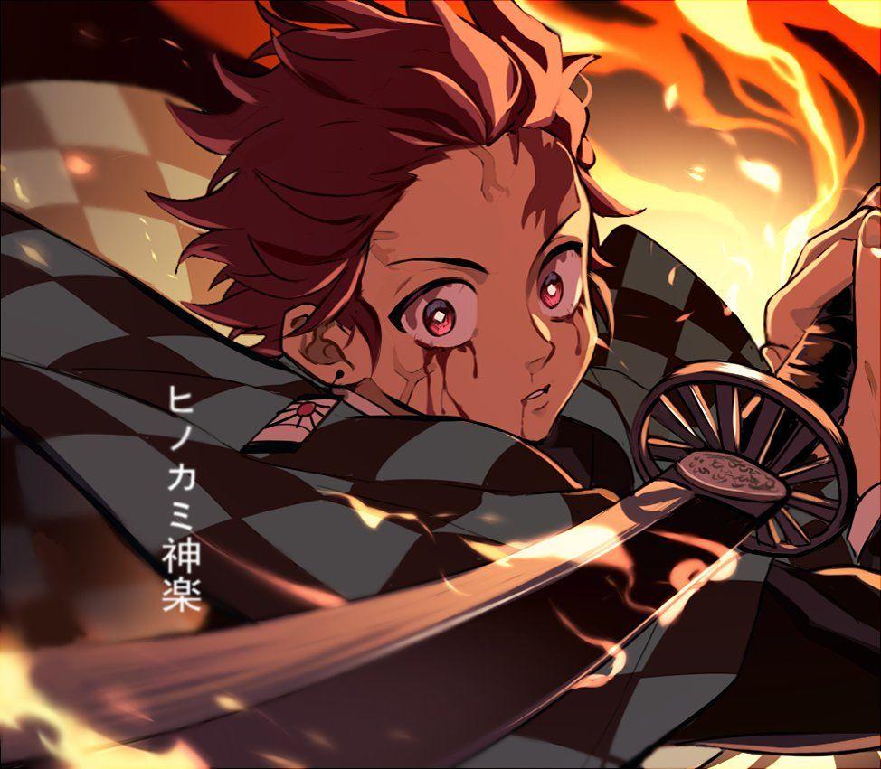 Ke On Twitter In 2020 Anime Demon Anime Slayer