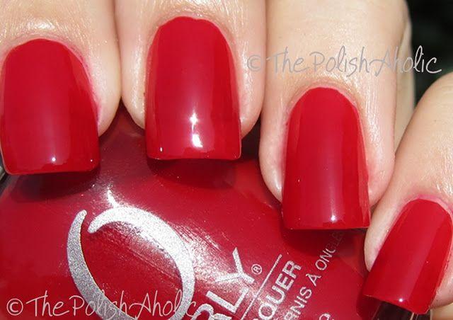 Orly Ma Cherie Nail Polish Colors Nail Polish Nail Polish Addict