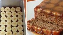 Taglia la pasta a quadratini e le sistema nella teglia: prepara un dolce meraviglioso