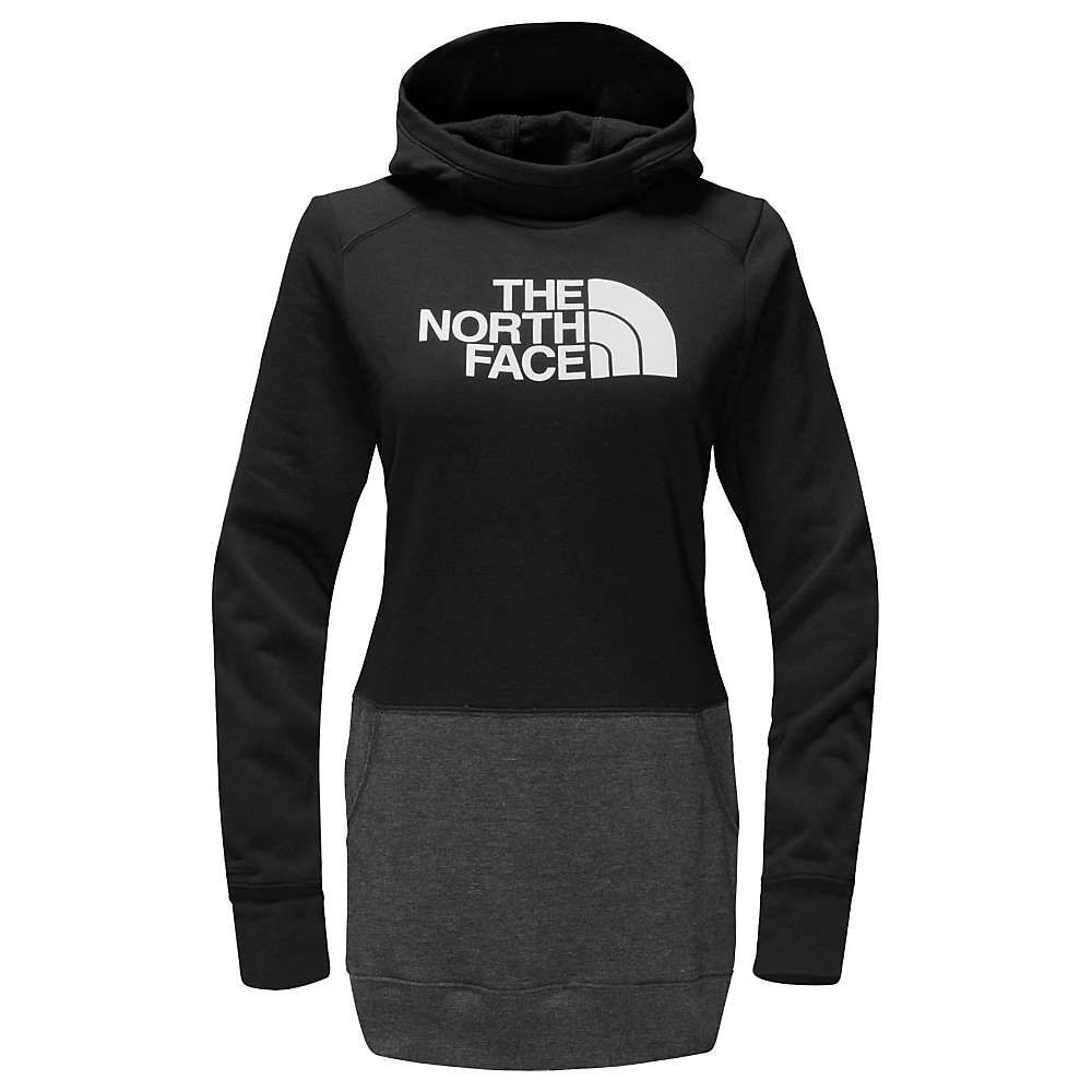 26382ea68 The North Face Women's Half Dome Extra Long Hoodie - Medium - TNF ...