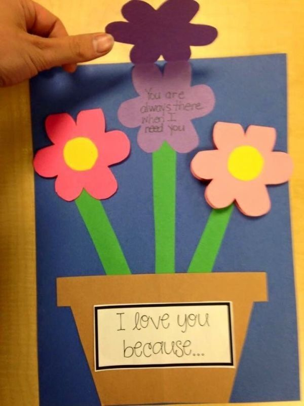 81 Easy Fascinating Handmade Mother S Day Card Ideas Pouted Com Mother S Day Diy Mothers Day Crafts For Kids Fathers Day Crafts