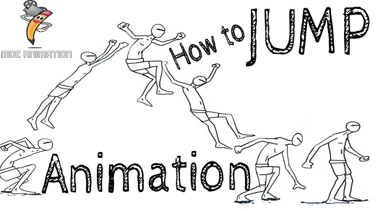 Animation Of Jumping People Movement Tutorial Adobe Flash Animation Animation Tutorial Flash Animation Tutorial