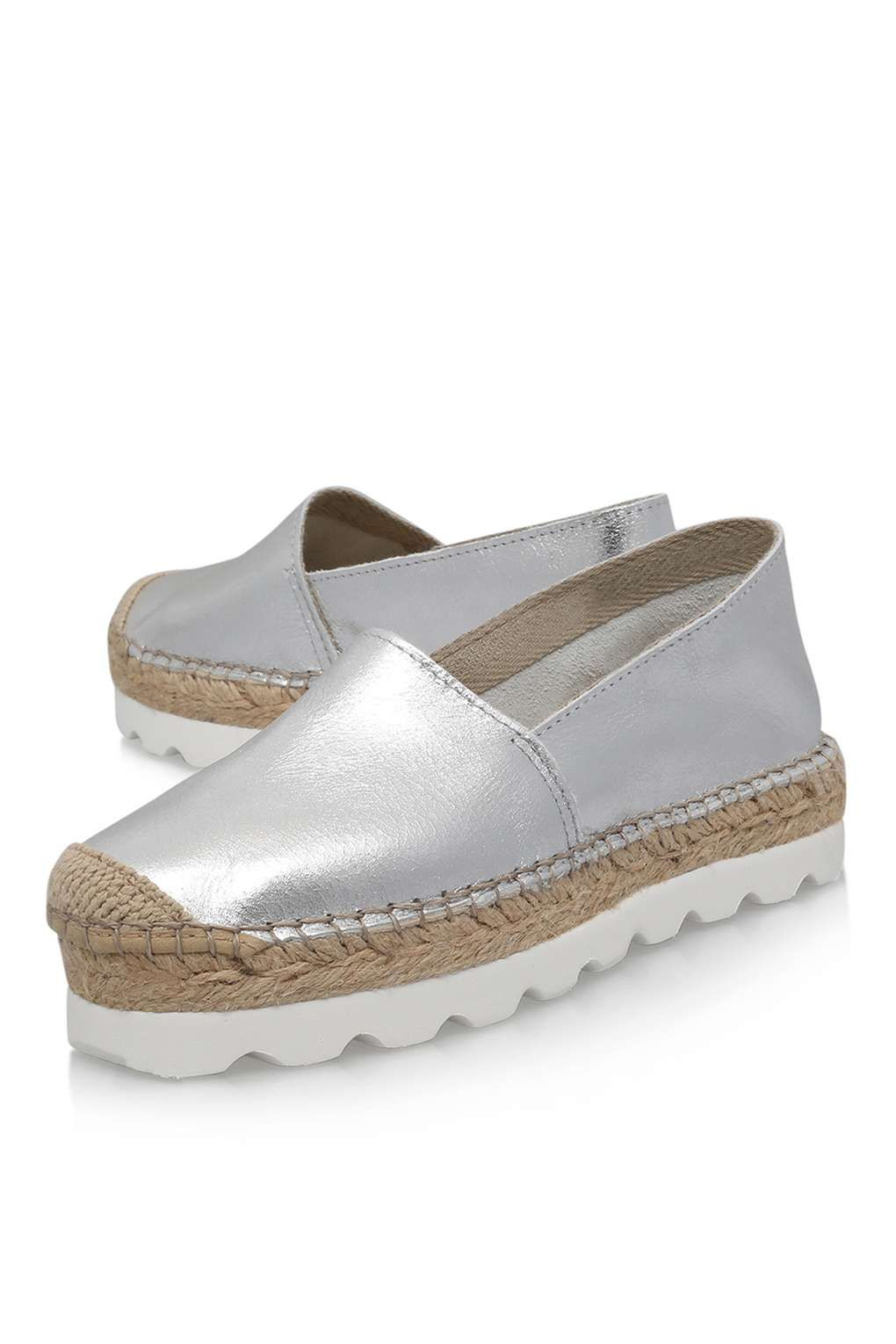Topshop slip on sneakers