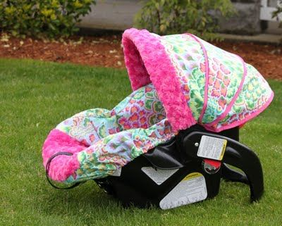Colorful baby car seat | Baby | Pinterest | Projekte