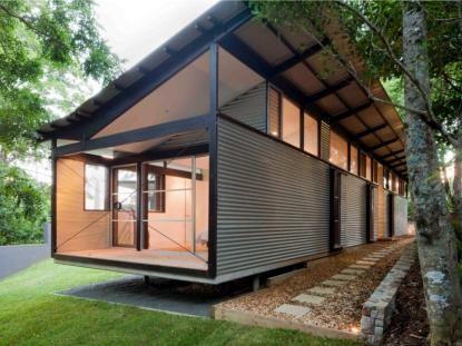 Langerekte Schuurwoning Architectuur Huis Architectuur Moderne Architectuur