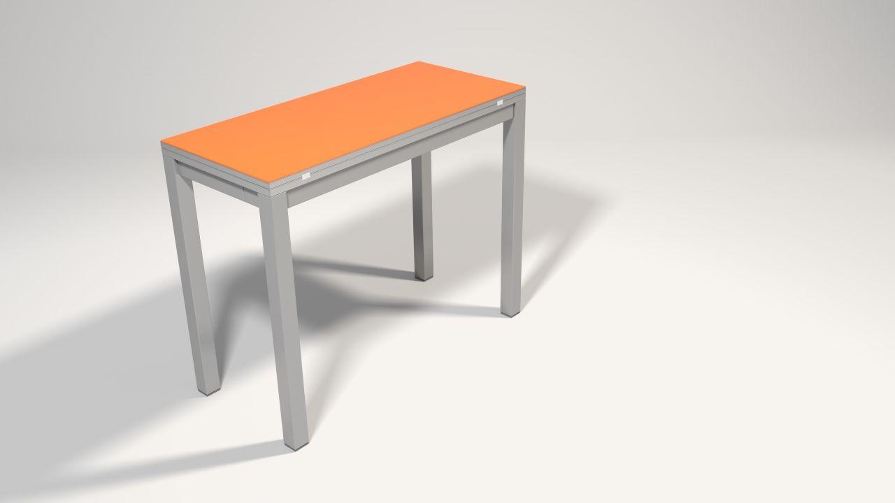 mesa libro para cocina, con patas desplazables | mesas y sillas de ...