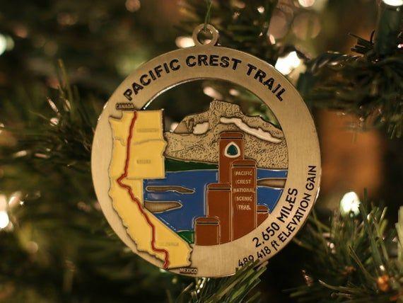 Pacific Crest Trail Medal  Pacific Crest Trail Medal
