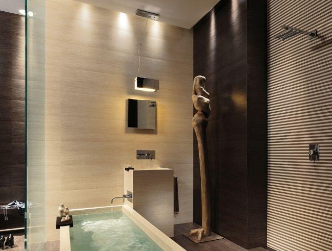 badezimmer fliesen fap ceramiche sandstein optik badewanne fap ceramiche - Sandstein Fliesen Badezimmer
