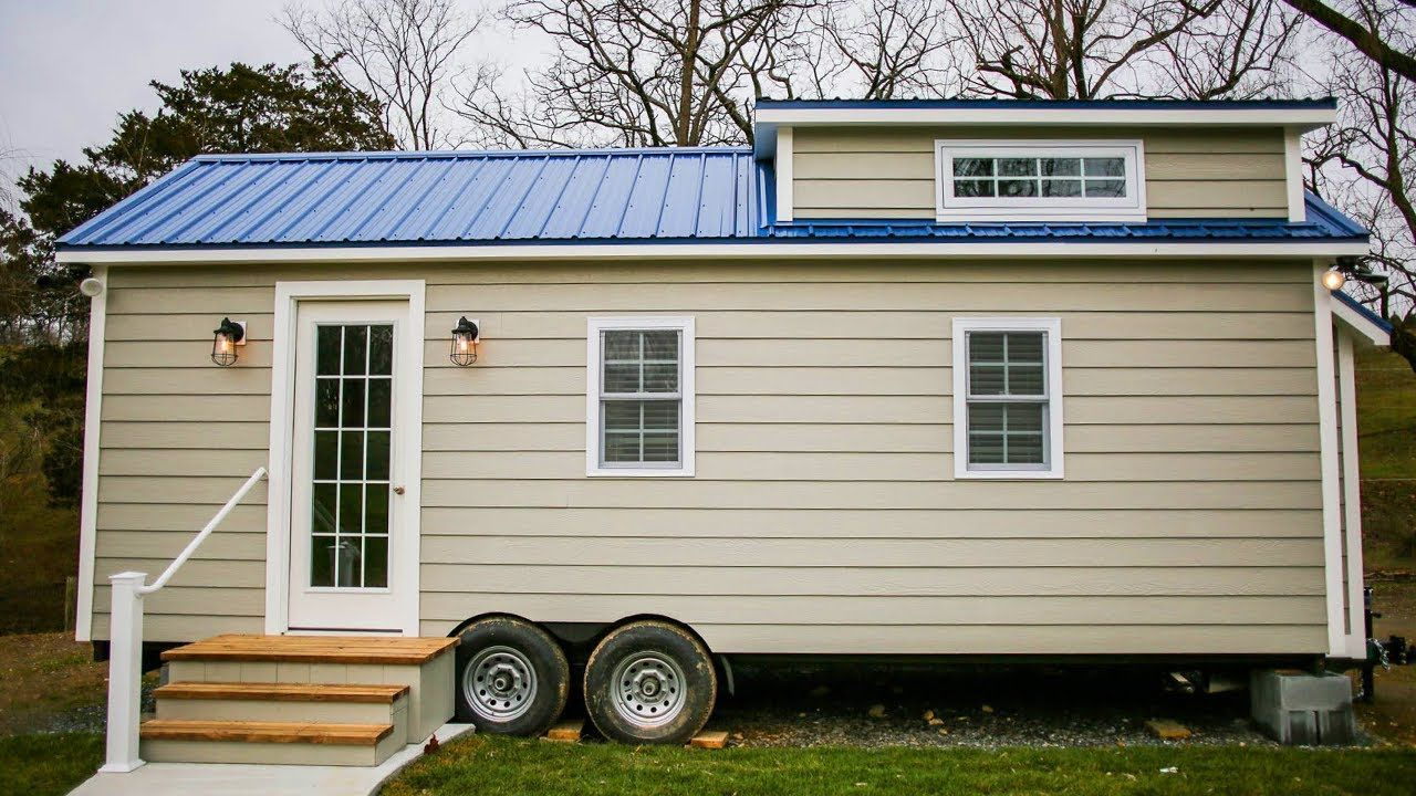 Modern Farmhouse From Liberation Tiny Homes   Tiny House Design ...